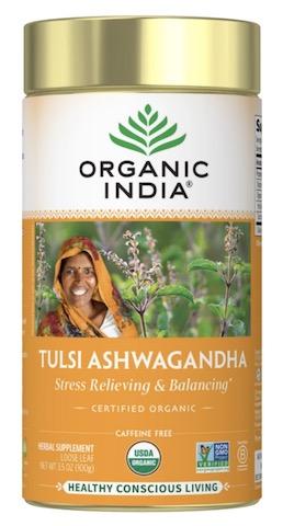 Image of Tulsi Ashwagandha Tea Bulk Canister