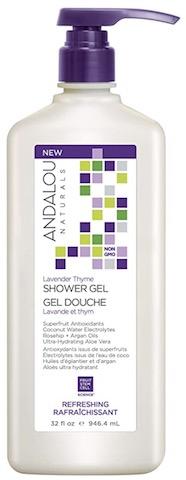 Image of Shower Gel Refreshing Lavender Thyme