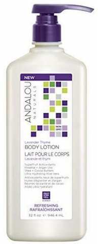 Image of Body Lotion Refreshing Lavender Thyme