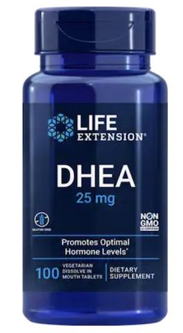 Image of DHEA 25 mg Sublingual