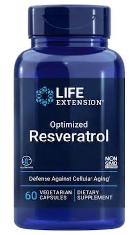 Image of Optimized Resveratrol 250 mg