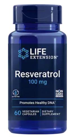 Image of Resveratrol 100 mg