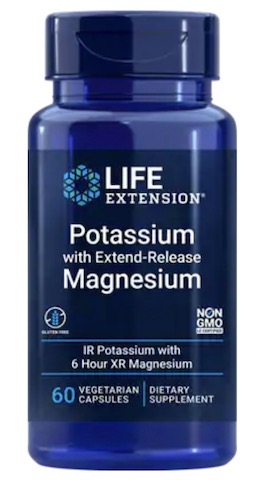 Image of Potassium with Extend-Release Magnesium 99/250 mg