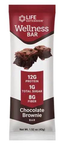 Image of Wellness Bar Chocolate Brownie