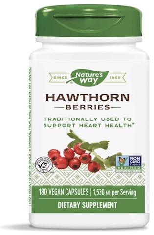 Image of Hawthorn Berries 510 mg