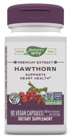 Image of Hawthorn 300 mg Standardized