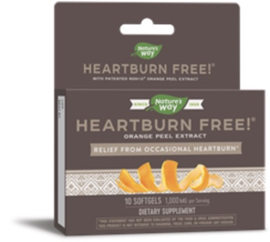 Image of Heartburn Free with ROH10