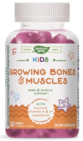 Image of Kids Growing Bones & Muscles Gummy