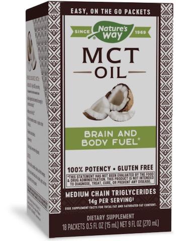 Image of MCT Oil Liquid Packet