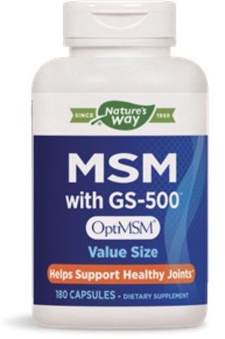 Image of MSM with GS-500 250/500 mg