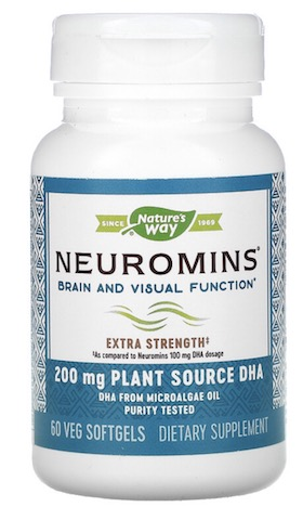 Image of Neuromins DHA 200 mg (Plant Source)