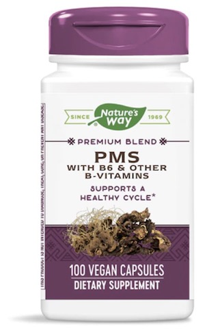 Image of PMS with Vitamin B6