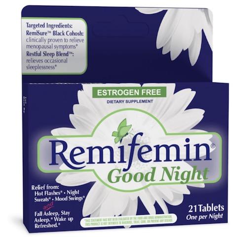 Image of Remifemin Good Night