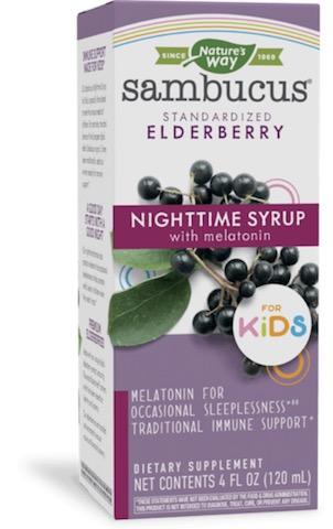 Image of Sambucus NightTime Syrup for KIDS