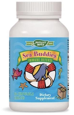 Image of Sea Buddies Immune Defense Chewable