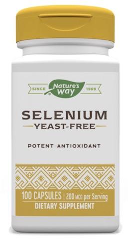 Image of Selenium 200 mcg (Yeast-Free)