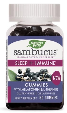 Image of Sambucus Sleep + Immune Gummies