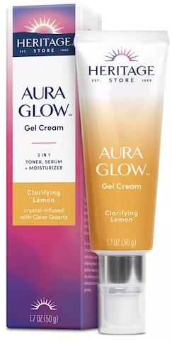 Image of Aura Glow Gel Cream Clarifying Lemon