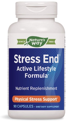 Image of Stress End