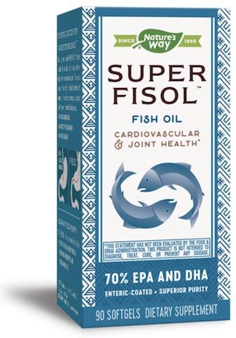 Image of Super Fisol Fish Oil 500 mg
