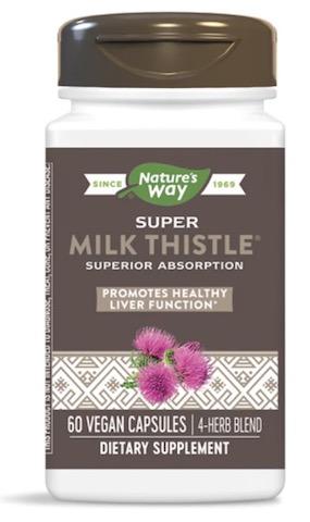 Image of Super Milk Thistle (4-Herb Blend)