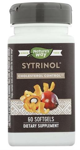 Image of Sytrinol (Cholesterol Control)