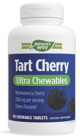 Image of Tart Cherry Ultra Chewables 400 mg
