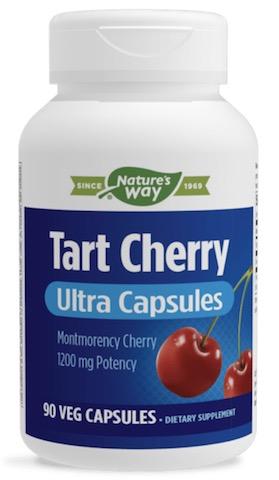 Image of Tart Cherry Ultra Capsules 400 mg