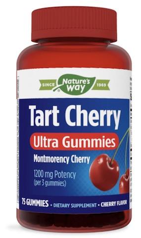 Image of Tart Cherry Ultra Gummies 400 mg
