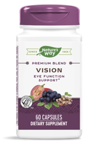 Image of Vision with Lutein & Bilberry