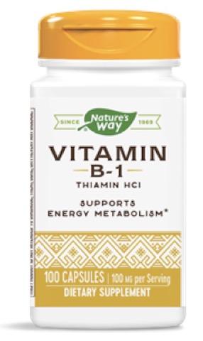 Image of Vitamin B1 100 mg