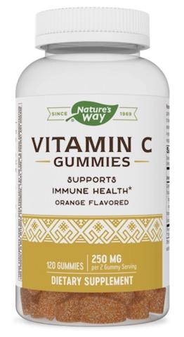 Image of Vitamin C Gummies 125 mg Orange