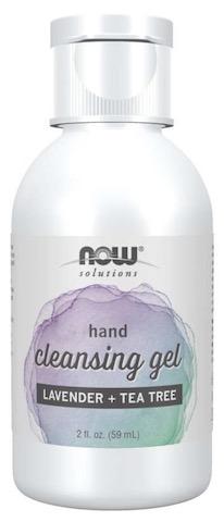 Image of Hand Cleansing Gel (Lavender + Tea Tree)