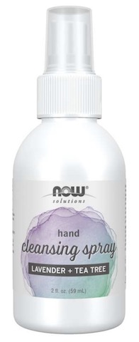 Image of Hand Cleansing Spray (Lavender + Tea Tree)