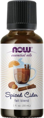 Image of Essential Oil Blend Spiced Cider Fall Blend