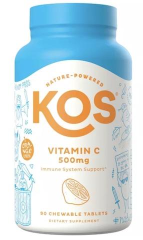 Image of Vitamin C 500 mg Chewable Orange