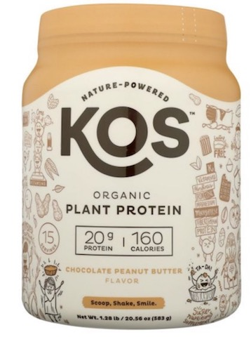 Image of Plant Protein Powder Chocolate Peanut Butter