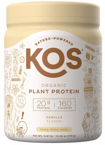 Image of Plant Protein Powder Vanilla