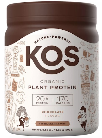 Image of Plant Protein Powder Chocolate