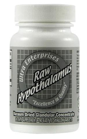 Image of Raw Hypothalamus 200 mg