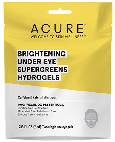 Image of HydroGels Brightening Under Eye SuperGreens (All Skin Types)