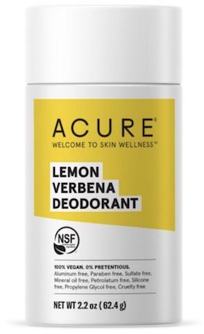 Image of Deodorant Stick Lemon Verbena