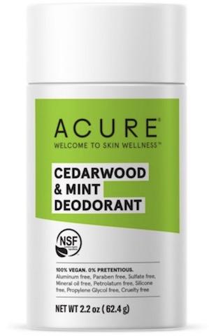 Image of Deodorant Stick Cedarwood & Mint