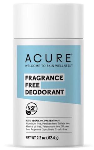 Image of Deodorant Stick Fragrance Free