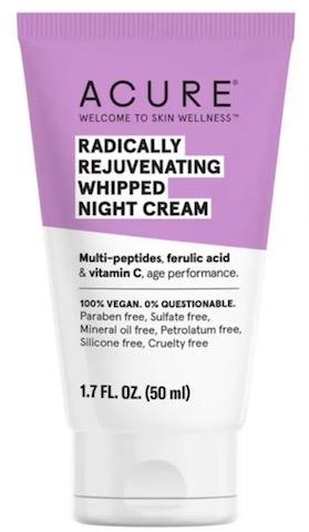 Image of Night Cream Radically Rejuvenating Whipped