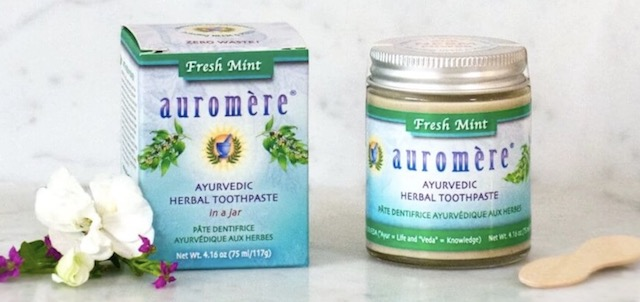 Image of Toothpaste in a Jar Fresh Mint