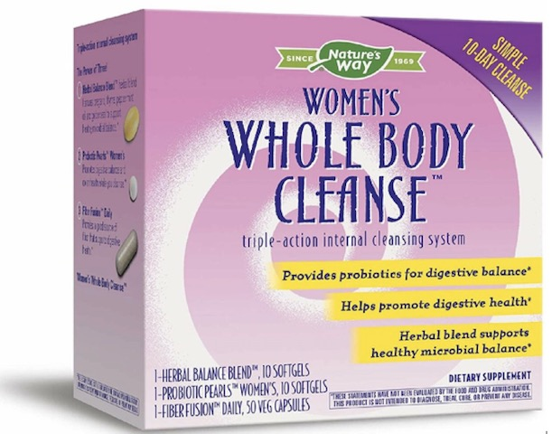 Image of Whole Body Yeast Cleanse for Women 10 Day