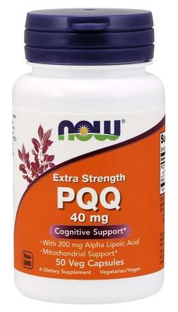 Image of PQQ 40 mg Extra Strength with Alpha Lipoic Acid