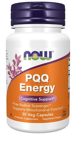 Image of PQQ Energy 20 mg
