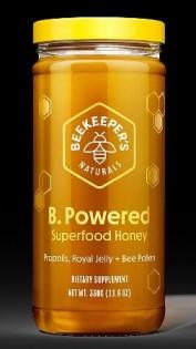 Image of B. Powered Superfood Honey